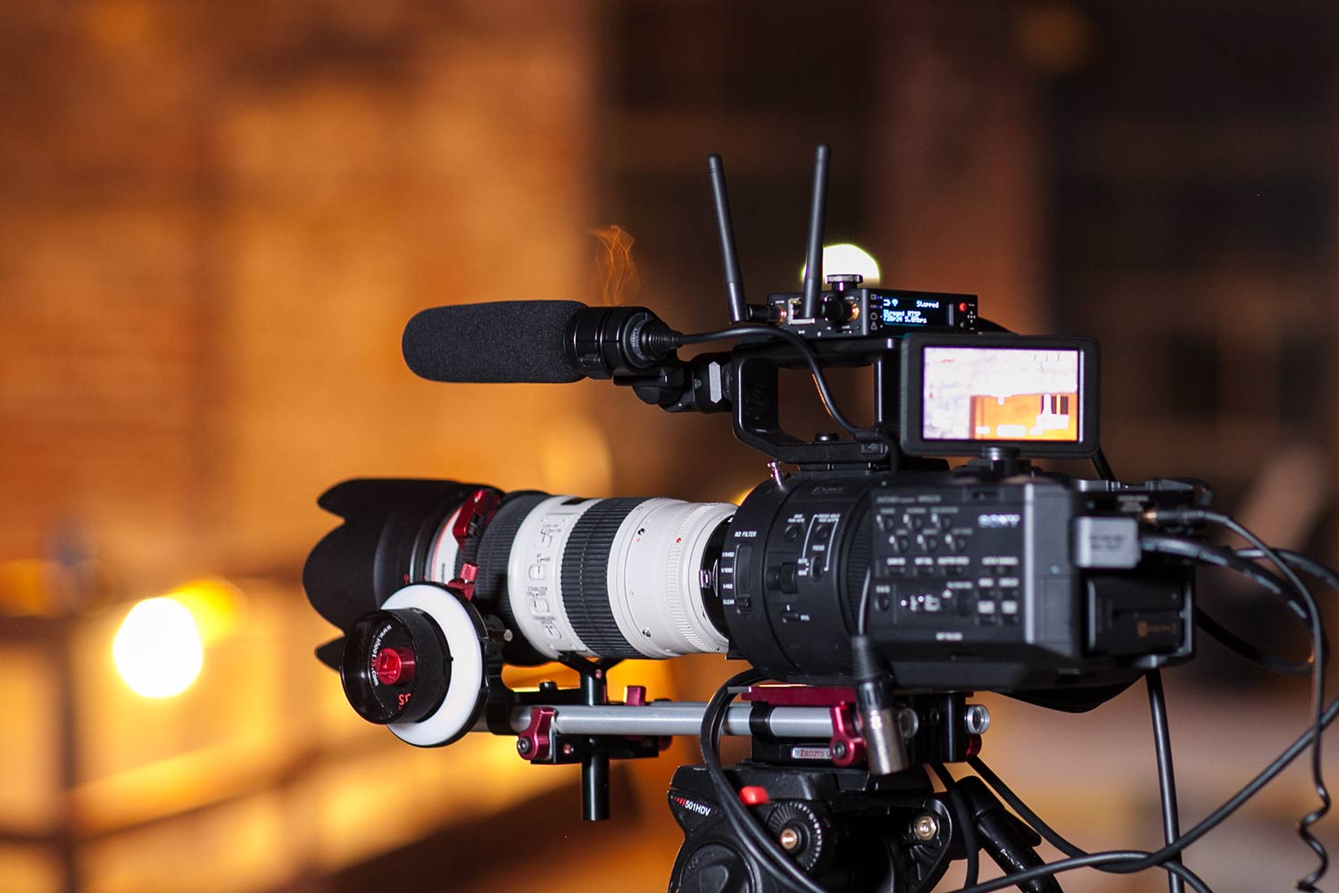 Aspects of Video Production Company