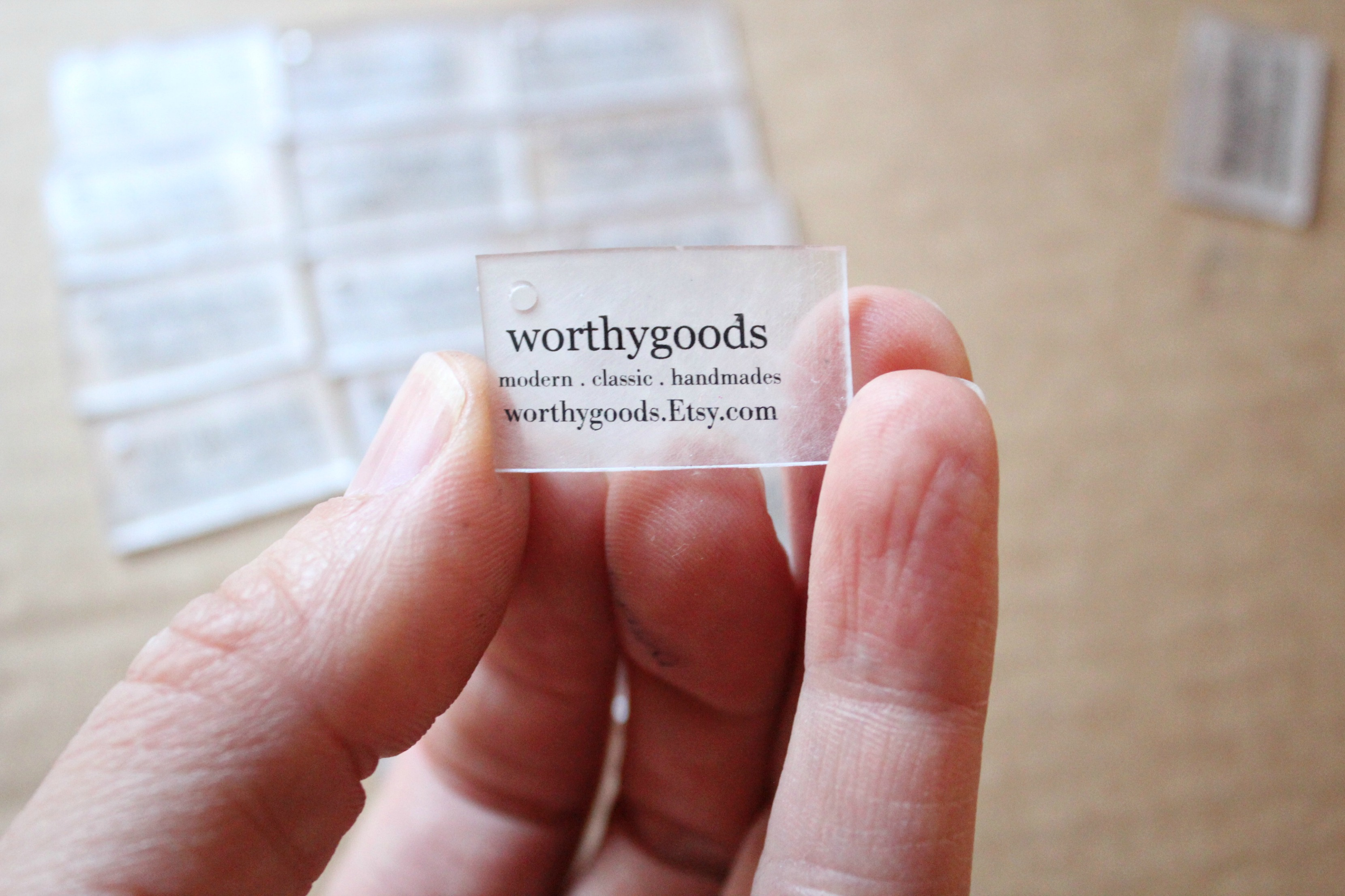 Get Your Business Noticed With Plastic Business Cards