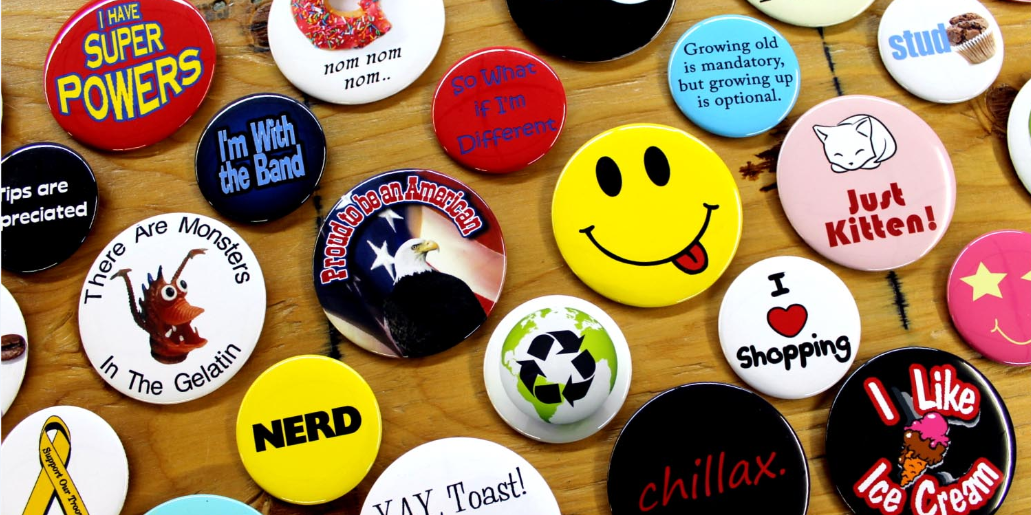 How To Make Customized Badges?