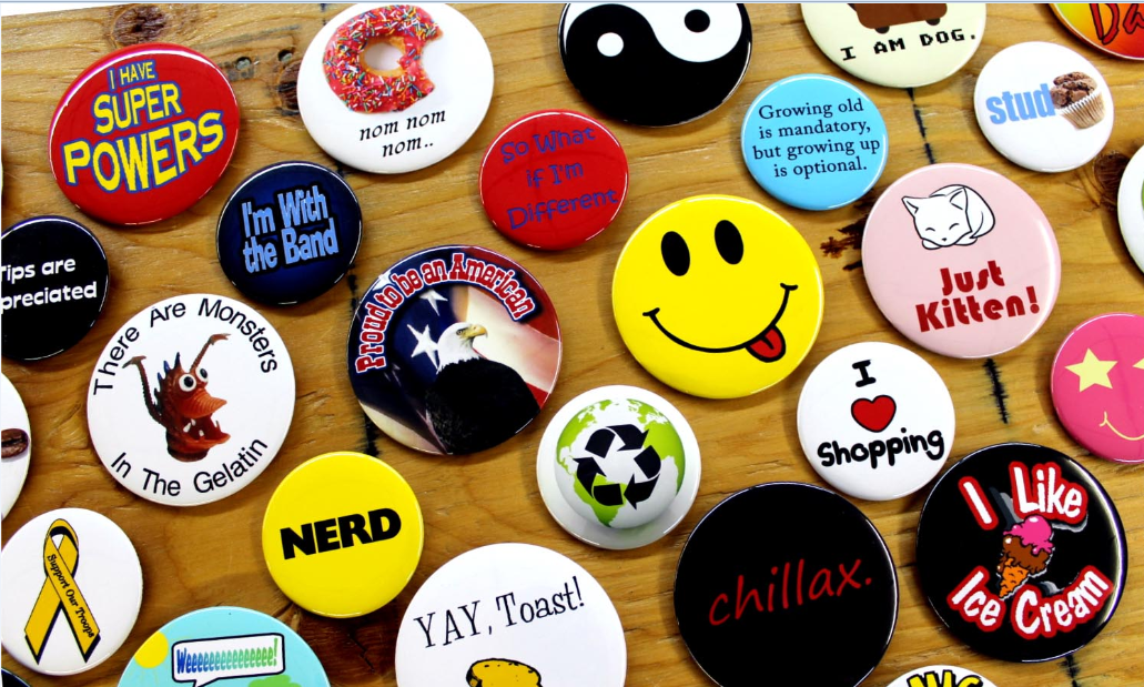 custom made badges