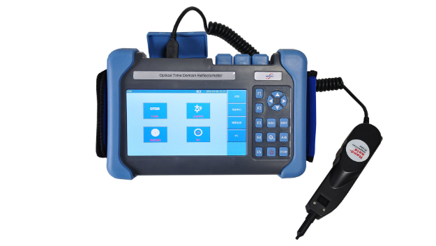 domain reflectometer fibre optic