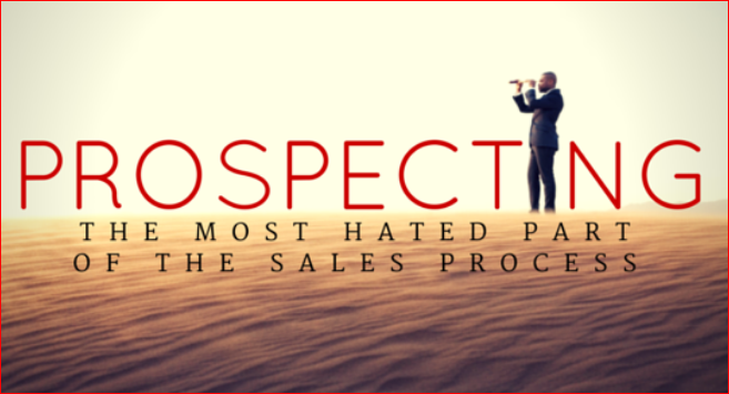 Prospecting In Sales By Targeting A Profitable Income