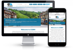 collingwood website design